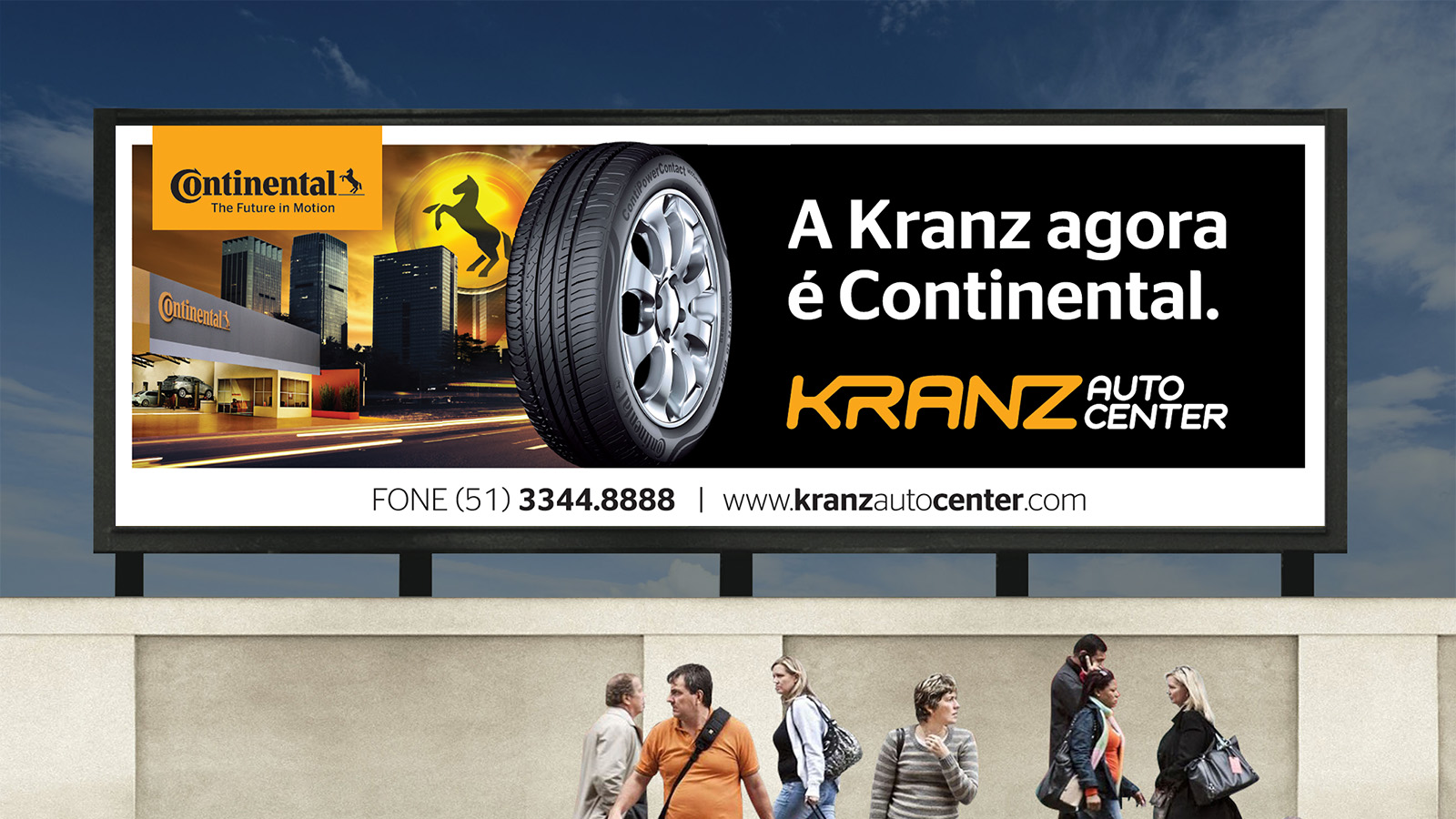 Kranz Auto Center - Continental